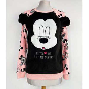🛍3 for $25 🛍 Disney Minnie Mouse Pajama Top